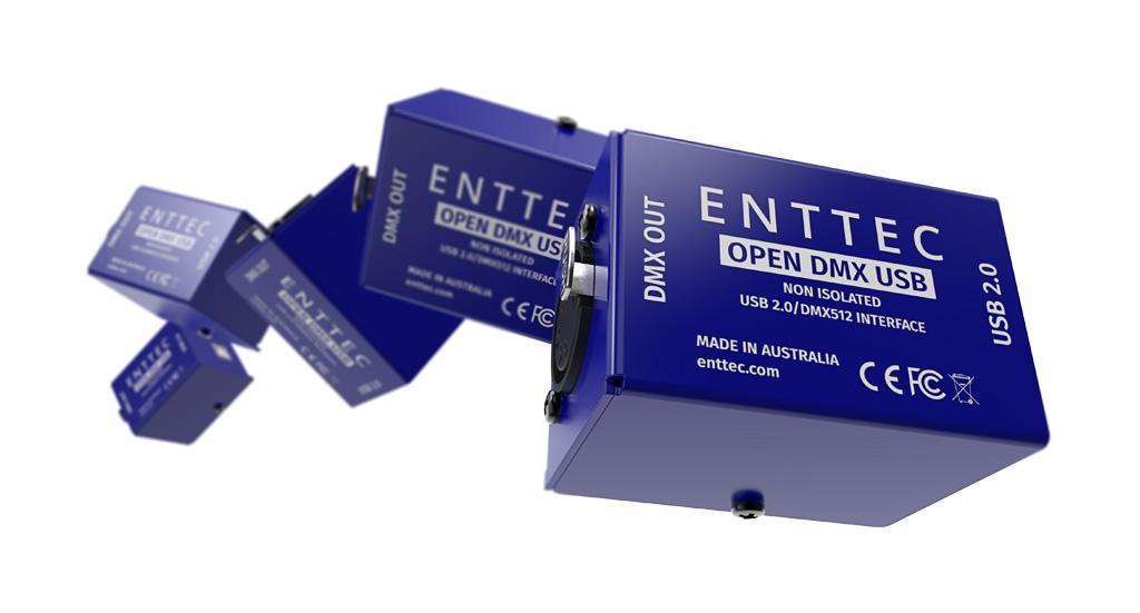 Open DMX USB Image